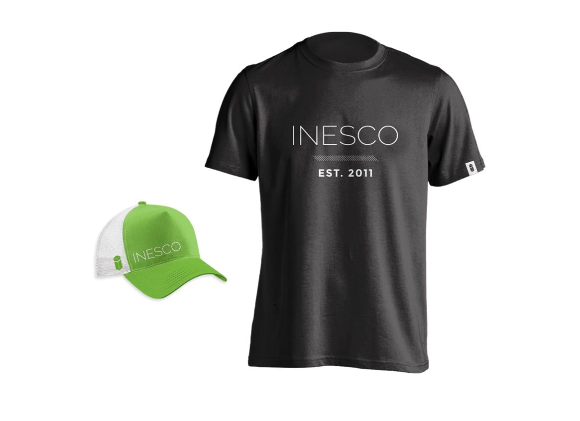 Inesco Display Branding