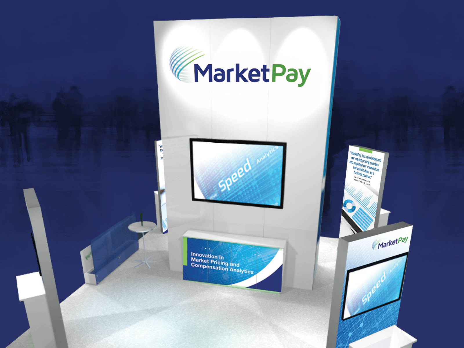 MarketPay Graphic Design