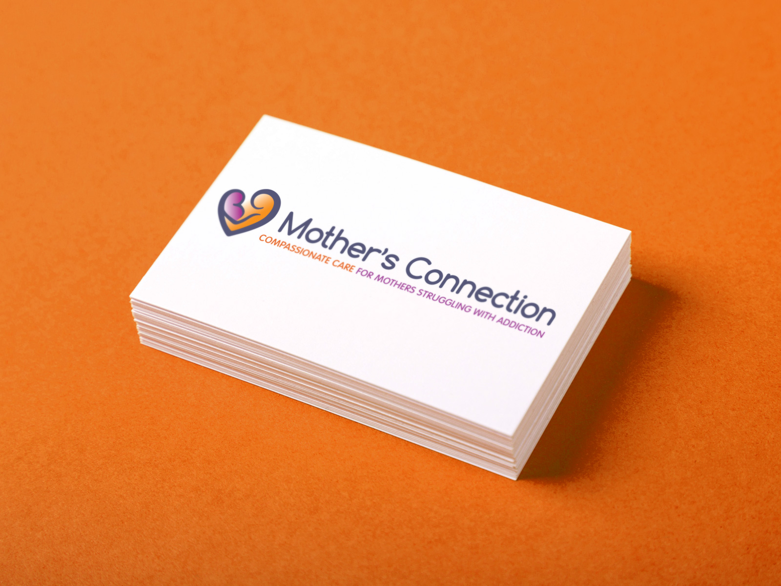 Mother's Connection logo design
